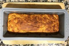 Bizcocho de zanahoria sin gluten - molde