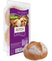 Pan rústico sin gluten Airos