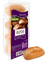 Panecillo sin gluten Airos