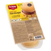 Schär. Pan hamburguer sin gluten