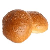 Pan de hamburguesa sin gluten Forn Ricardera
