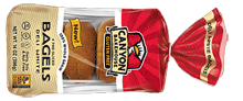 Canyon Bakehouse. Deli white bagels gluten free