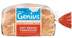 Genius Glute Free - Soft Brown Farmhouse