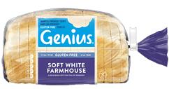 Genius Glute Free - Soft White Farmhouse