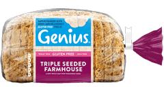 Genius gluten free - Triple seed farmhouse