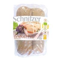 Schnitzer. Bio Baguettini Bianco sin gluten