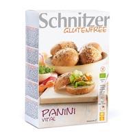 Schnitzer. Bio Panini Vital  sin gluten
