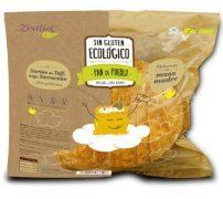Pan de pueblo ecológico sin gluten Zealia