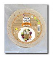 Wrap de quinoa sin gluten ecológico de Zealia