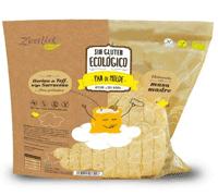 Pan de molde ecológico sin gluten de Zealia