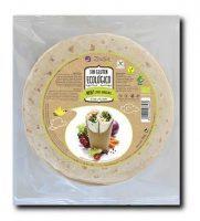 Wrap de sarraceno integral sin gluten ecológico de Zealia