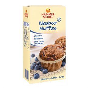 Hammer Mühle Blaubeer Muffins