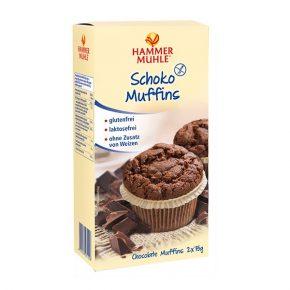 Hammer Mühle Schoko Muffins