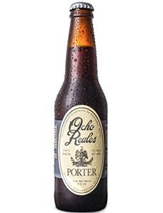 Cerveza sin gluten Ocho Reales