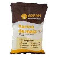 adpan harina de maiz sin gluten