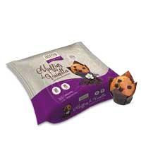 Airos Muffins de vainilla con pepitas de chocolate