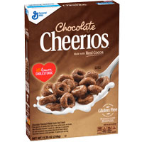 Cereales sin gluten Cheerios Chocolate