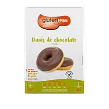 Donuts sin gluten de la marca Glutenfree