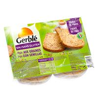 Pan con semillas sin gluten Gerblé