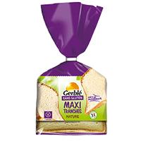 Pan de molde Maxi Tranches