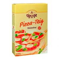 Bauckhof gluten free pizza crust mix