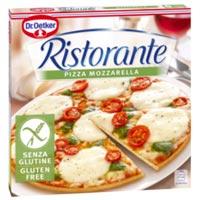 Dr. Oetker Gluten free pizza Mozarella