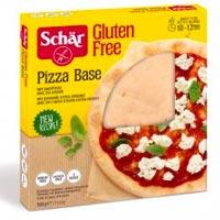 Schar gluten free pizza dough