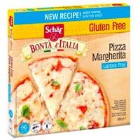 Schar gluten free margarita pizza