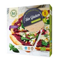 Sol Natural base pizza sin gluten