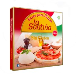 Bases de pizza de La Santiña
