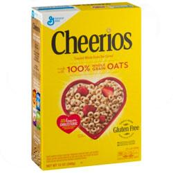 Cheerios sin gluten