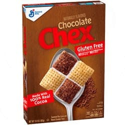 Cereales sin gluten Chex Chocolate