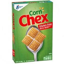 Corn Chex cereales sin gluten
