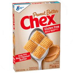 Cereales sin gluten Chex Peanut Butter