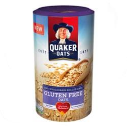 Quaker copos de avena sin gluten