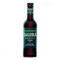 Cerveza sin gluten Daura - pack 4 botellas