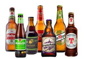 Comprar cervezas sin gluten