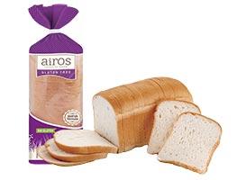 Pan de mole sin gluten fresco de Airos