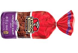 Pan sin gluten Canyon Bakehouse Cinnamon Raisin