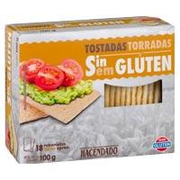 Pan Tostado Biscotes Y Tostas Sin Gluten Celirious