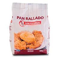 Pan rallado sin gluten de Hacendado