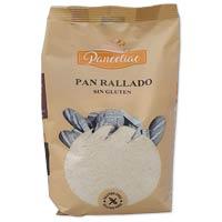 Pan rallado sin gluten de Panceliac