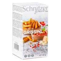 Schnitzer Picos Grissini Pizza sin gluten