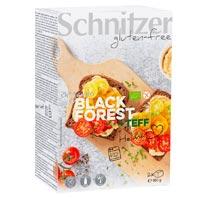 Schnitzer. Pan molde Black Forest teff sin gluten