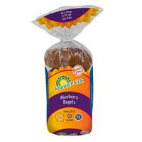 Kinnikinnick bagels sin gluten con arándanos