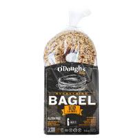 O'Doughs bagels sin gluten integrales