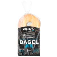 O'Doughs Plain bagels sin gluten