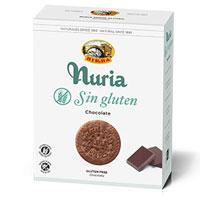 Galletas sin gluten Birba Nuria chocolate