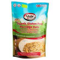 Glebe Farm copos de avena orgánicos sin gluten