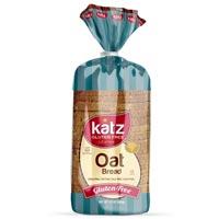 Katz pan de molde de avena sin gluten